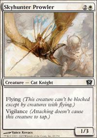 Skyhunter Prowler - Foil