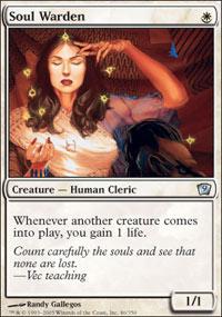 Soul Warden - Foil