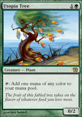Utopia Tree - Foil