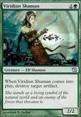 Viridian Shaman - Foil