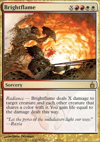 Brightflame - Foil