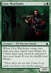 Civic Wayfinder - Foil on Channel Fireball