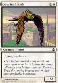Courier Hawk - Foil