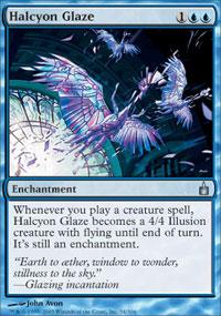 Halcyon Glaze - Foil