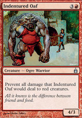 Indentured Oaf - Foil
