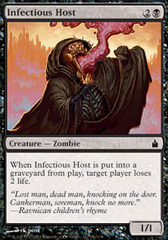Infectious Host - Foil