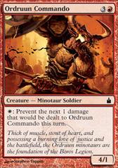 Ordruun Commando - Foil