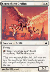 Screeching Griffin - Foil