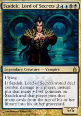 Szadek, Lord of Secrets - Foil