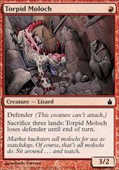Torpid Moloch - Foil