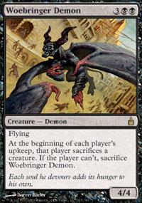 Woebringer Demon - Foil