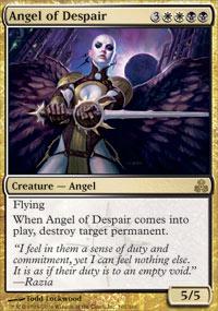 Angel of Despair - Foil