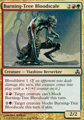 Burning-Tree Bloodscale - Foil