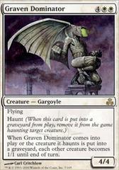 Graven Dominator - Foil