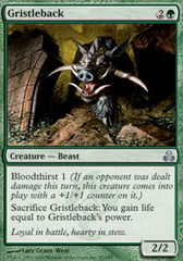 Gristleback - Foil on Channel Fireball