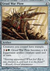 Gruul War Plow - Foil