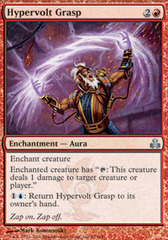 Hypervolt Grasp - Foil on Channel Fireball