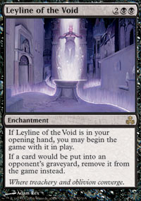 Leyline of the Void - Foil