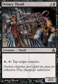 Ostiary Thrull - Foil