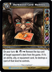 Darkmoon Card: Madness