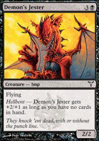Demons Jester - Foil