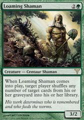 Loaming Shaman - Foil