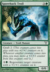 Sporeback Troll - Foil