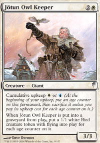 Jotun Owl Keeper - Foil