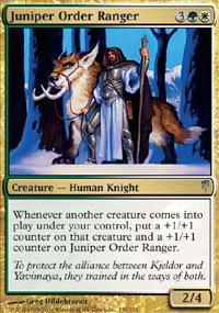 Juniper Order Ranger - Foil