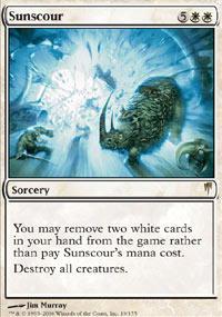 Sunscour - Foil
