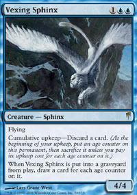Vexing Sphinx - Foil