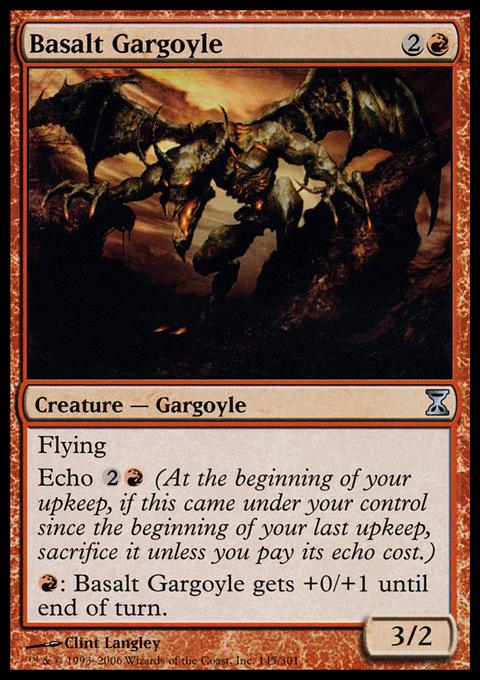 Basalt Gargoyle - Foil