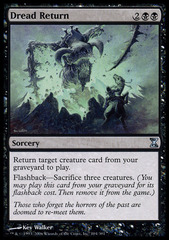 Dread Return - Foil