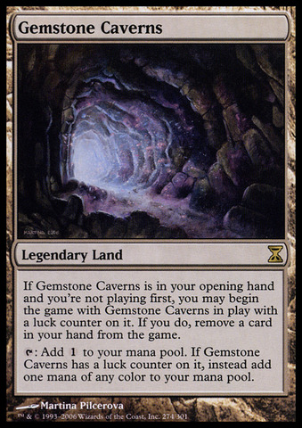 Gemstone Caverns - Foil