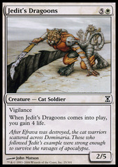 Jedit's Dragoons - Foil