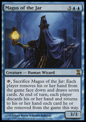 Magus of the Jar - Foil