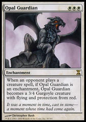 Opal Guardian - Foil