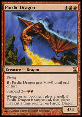 Pardic Dragon - Foil