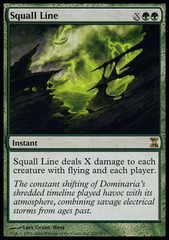 Squall Line - Foil