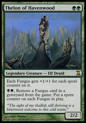 Thelon of Havenwood - Foil