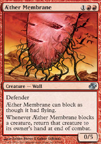 AEther Membrane - Foil