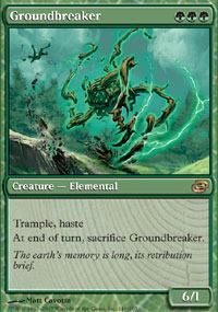 Groundbreaker - Foil
