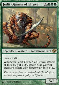 Jedit Ojanen of Efrava - Foil