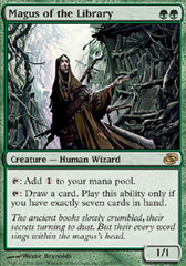 Magus of the Library - Foil