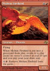Molten Firebird - Foil