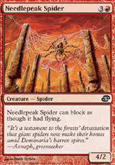 Needlepeak Spider - Foil