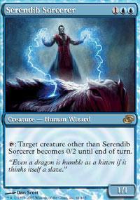 Serendib Sorcerer - Foil