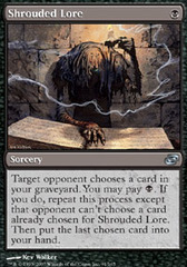 Shrouded Lore - Foil