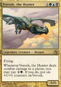 Vorosh, the Hunter - Foil