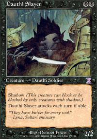 Dauthi Slayer - Foil